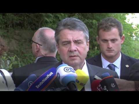 Sigmar Gabriel German Foreign Minister