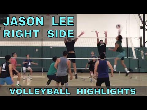Jason Lee Volleyball Highlights IVL 2017 Men's Open