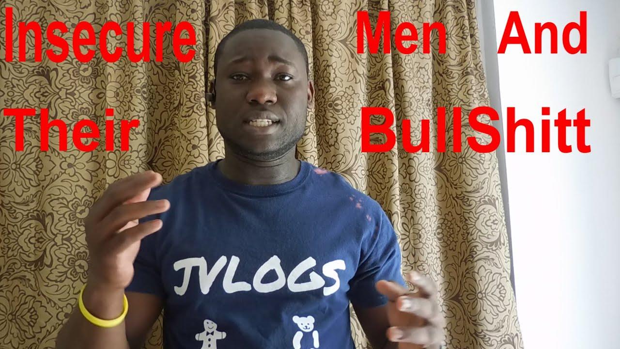 Insecure Men And Their Bullshit Mini-Clip #JVLOGS