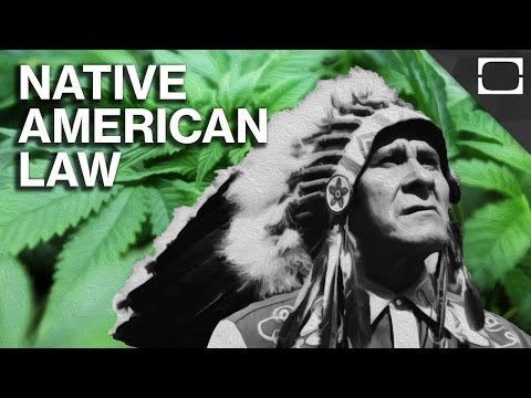 Why Native Americans Can Legally Grow Pot