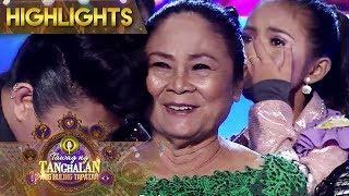 Violeta Bayawa places 9th in Tawag ng Tanghalan Season 3 | Tawag ng Tanghalan
