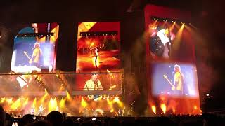 ROLLING STONES - Happy - live in Zürich, 20.9.2017 - No Filter Tour