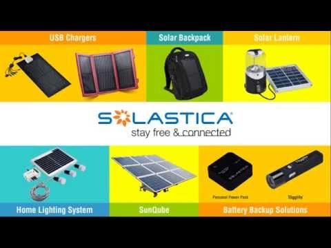 Solastica Solar Products