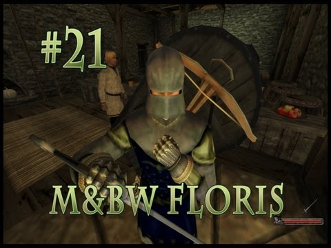 Redzool Plays M&B Warband Floris mod: Adventures of Artimus the spear of Rhodok Part 21