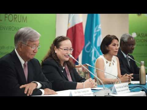 Asia-Pacific Regional Forum on Health and Environment