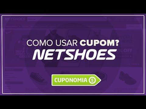 Netshoes  Como usar Cupom de Desconto - Cuponomia - YouTube a926e25af8d49