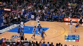 Stephen Curry GAME WINNER vs Mavs