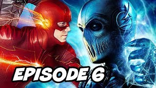 The Flash 5x06 Episode TOP 10 Easter Eggs and References