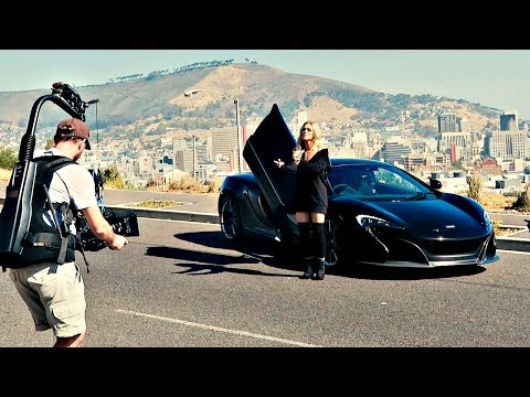 BTS On My First MUSIC VIDEO In Cape Town!
