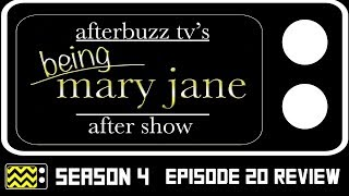 Being Mary Jane Season 4 Episode 20 Review & AfterShow | AfterBuzz TV