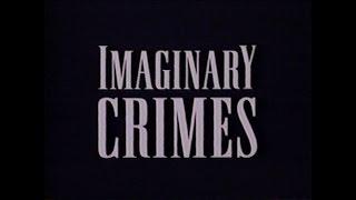 IMAGINARY CRIMES MOVIE TRAILER [VHS] 1994