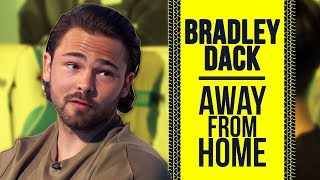 Secrets of the Blackburn team bus! | Bradley Dack | Away From Home