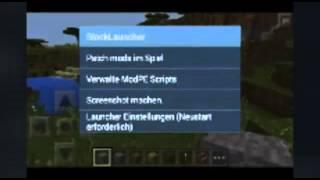 Minecraft PE mod installieren deutsch tutorial