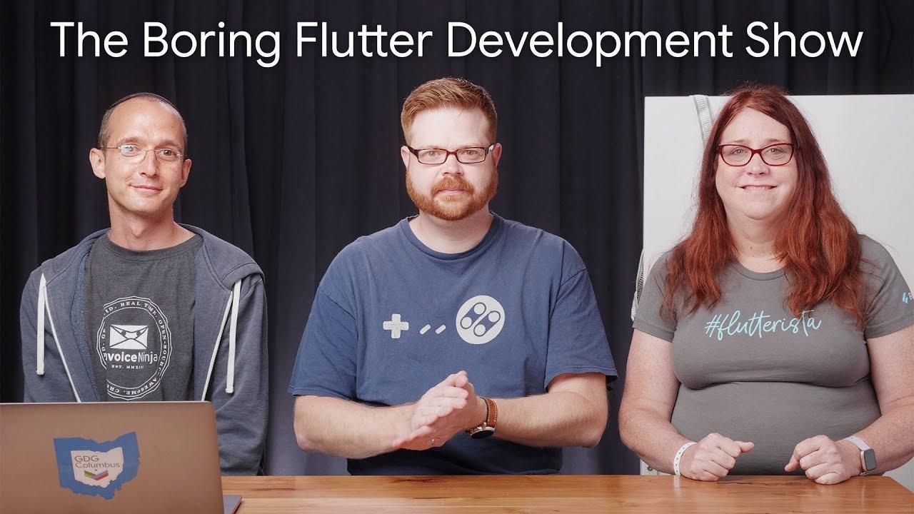 Mudeo App Overview (The Boring Flutter Development Show, Ep. 23)