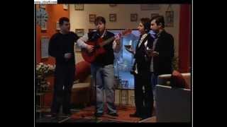 Kvarteti Hangebi - Muxambazi (Shen dagedzeb dilaa tu bindia) (მუხამბაზი)
