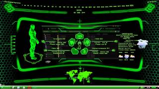 Rainmeter  Crysis 2 Full HD.wmv