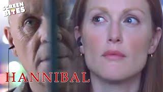 Clarice Starling Hunts Down Hannibal Lecter   Hannibal   ScreenScreen
