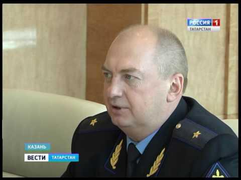 Рустам Минниханов провёл встречу с начальником Пограничного управления ФСБ России по Саратовской и С