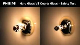 Philips тест ламп на прочность H4/H7/H11(Лампы Vision для автомобильных фар обеспечивают на 30 % больше света по сравнению с обычной автомобильной лампо..., 2016-03-11T04:50:18.000Z)