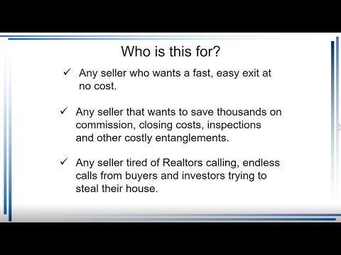 Explaining Terms to Sellers