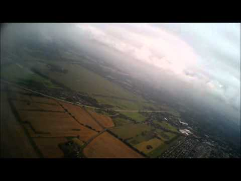 FPV OVER CLOUDS IN BERLIN BUCHHOLZ