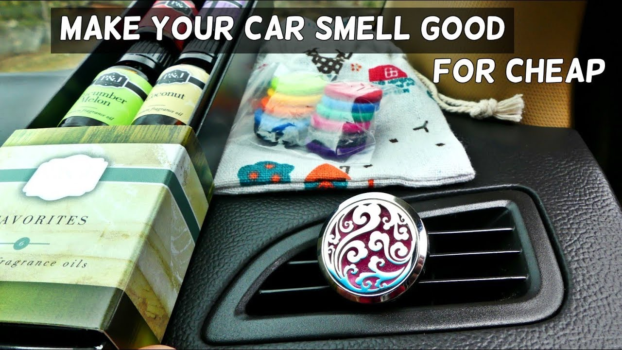 royaroma car essential oil diffuser how to make your car to smell good youtube. Black Bedroom Furniture Sets. Home Design Ideas