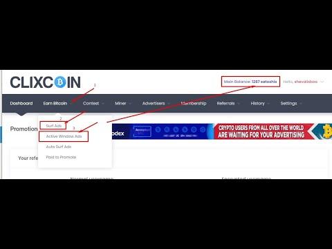 Video  Satoshi Bitcoin без вложений БОНУС!