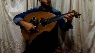 بعتلي نظرة انغام ... عود احمد سامي الرفاعي