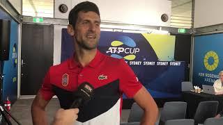 Novak Đoković: I Raj I Pakao, Mnogo Ga Je Teško Probiti   SPORT KLUB TENIS