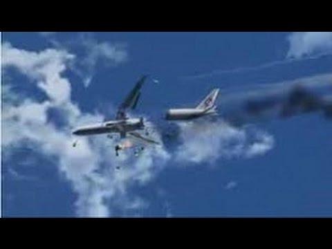 【衝撃】 航空機からの遭難信号その35 チャイナエアライン611便空中分解事故 Youtube