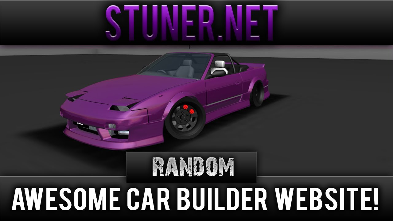 Stunner car builder
