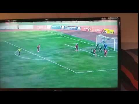 AFCON 2017 Uganda Cranes vs. Comoros