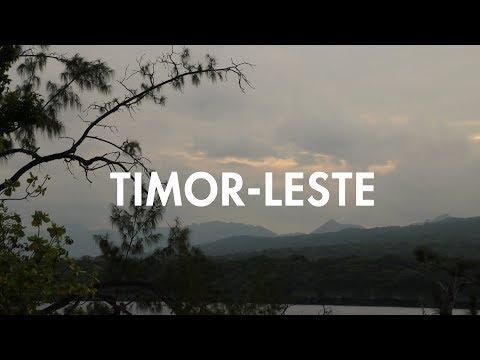 TIMOR LESTE - First Perception