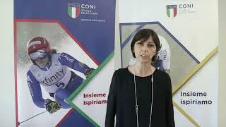 """Francesca Sanzone al Seminario """"Women, Leadership & Sport"""""""