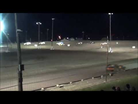 Wagner Speedway Wrecks & Wipe-Outs 7-21-19
