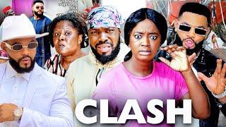 CLASH SEASON 1 - (New Movie ) JERRY WILLIAM 2021 Latest Nigerian Nollywood Movie
