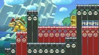 Stay on the Train by Rachel - Super Mario Maker - No Commentary