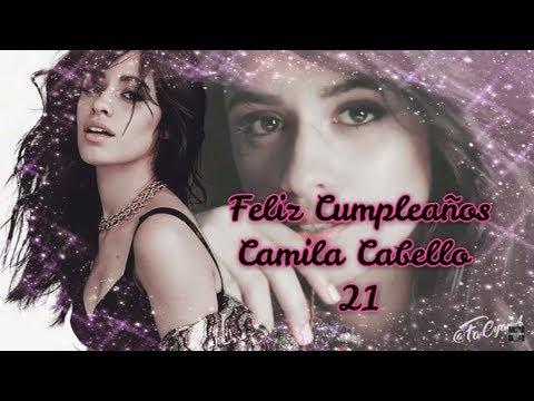 Feliz Cumpleaños Camila Cabello - 21 años