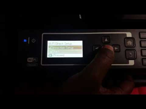 how to connect canon printer to wifi mx490