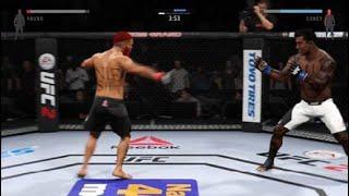 EA SPORTS™ UFC® 2 funny