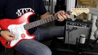 Fender Frontman 10G + Squier Bullet Strat - Demo