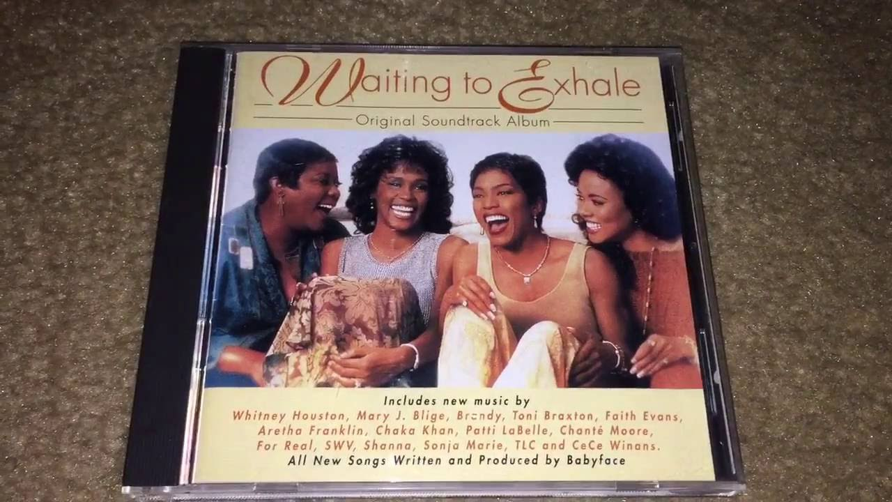 Waiting to exhale songs