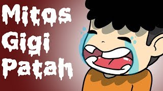 Mitos Gigi Patah - Kartun Hantu Lucu