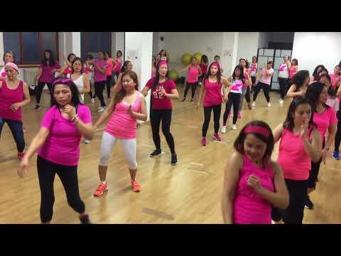"""PUSH"" - MMJ - JUST MOVE ZUMBA DANCE FITNESS MILAN ITALY"