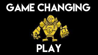 game changing blitzcrank play