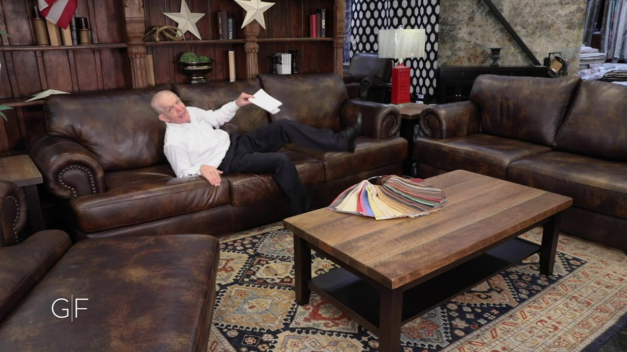 Gallery Furniture An Leather