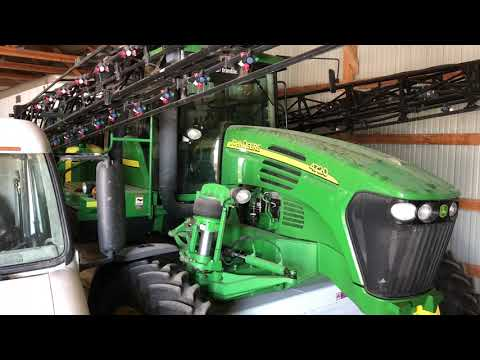 Farm equipment tour