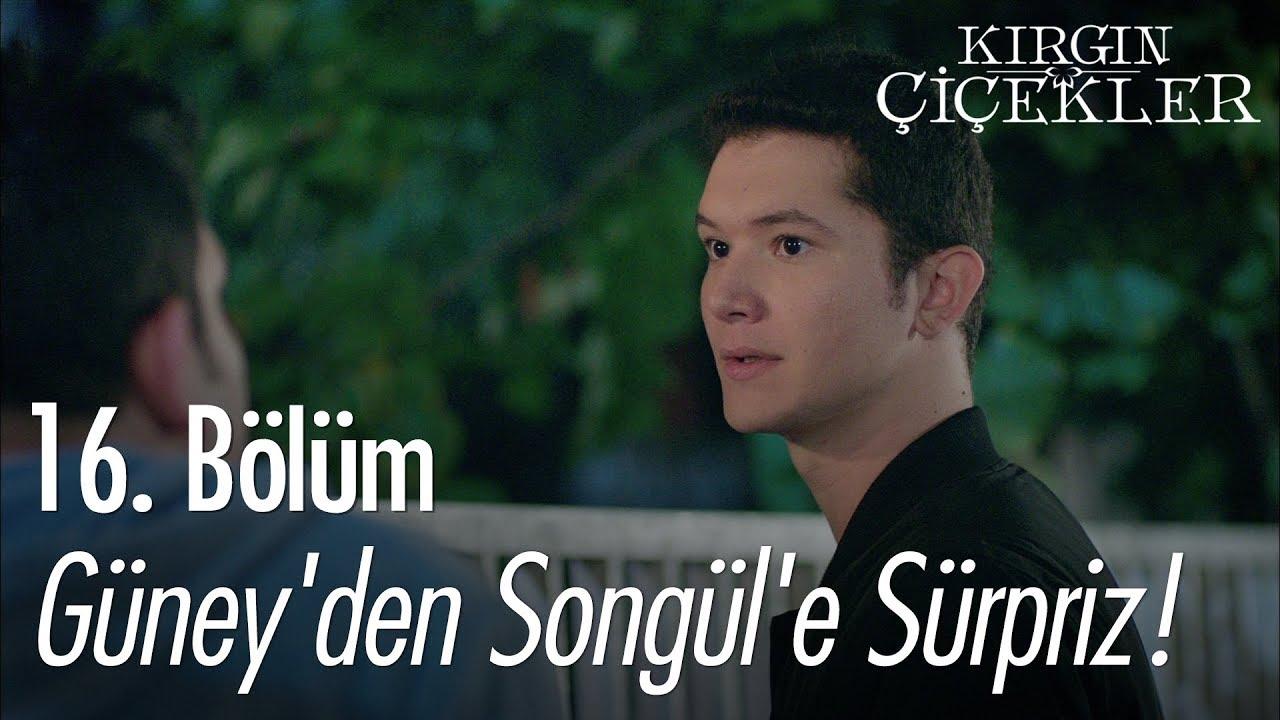 Güney'den Songül'e sürpriz! - Kırgın Çiçekler 16. Bölüm