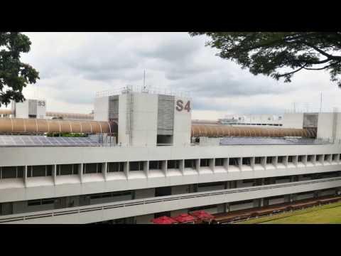 Singapore Nanyang Technological University Trip (Photo Album)
