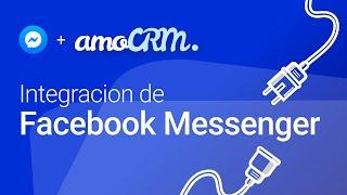 Facebook Messenger | Integraciones amoCRM
